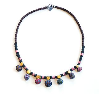 Pebble Necklace #53