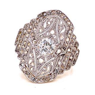 1920Õ Platinum 18k DiamondÊ