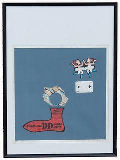 Max Ernst (NY, Arizona/France 1891 - 1976)