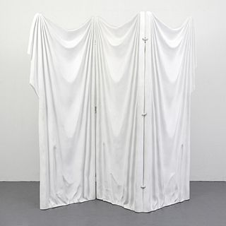 Marc Bankowsky Drapery Form Screen