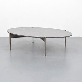 Rare Gio Ponti Coffee Table, Villa Nemazee Commission