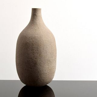 """Large Claude Conover """"Oxancil"""" Vase/Vessel, Early Work"""