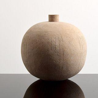 "Large Claude Conover ""Kimen"" Vase/Vessel, Early Work"