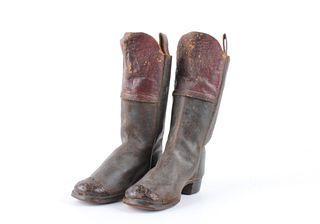 Civil War Era Pair of Military Boots c. 1860's