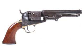 Colt Pocket Model 1849 .31 Caliber Revolver c.1862