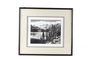 Willard, Stephen (1894-1966) Eastern Sierra Lake
