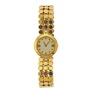 Harry Winston Diamond Gold Lady's Watch