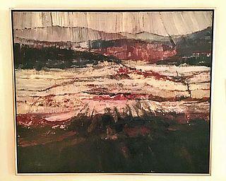 """Robert McFarland """"Crater's Edge"""""""