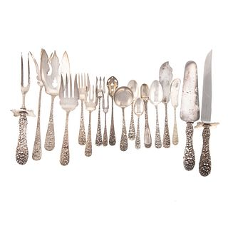 Collection Stieff Sterling Flatware