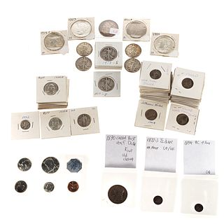 US Silver Coin Collection