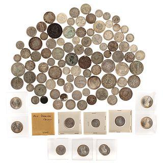 World Silver Coins - 15 Ounces Silver