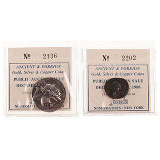 Excellent Greek & Roman Coins