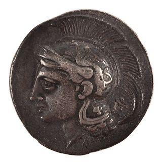 Velia AR Didrachm. 300-280 BC