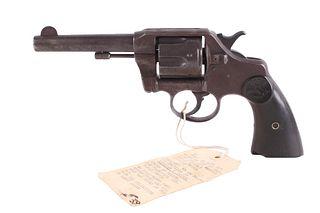Colt Model 1889 SF Police Chief W. Biggy Revolver