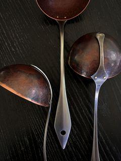 SS & Copper Ladle