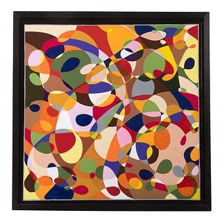 Randy Lee Davis. Abstract, acrylic