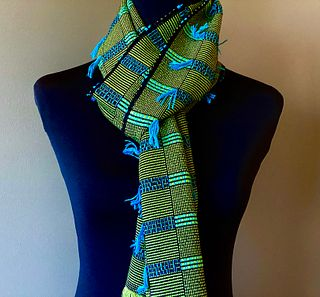 Africa Scarf- Will make to order