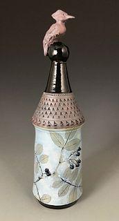 Pileated Woodpecker Bottle