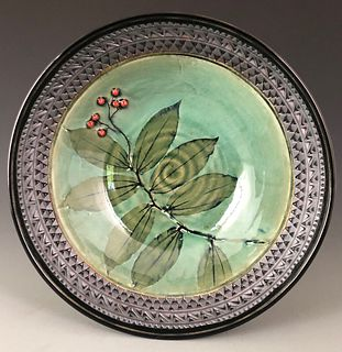 False Solomon's Seal Bowl