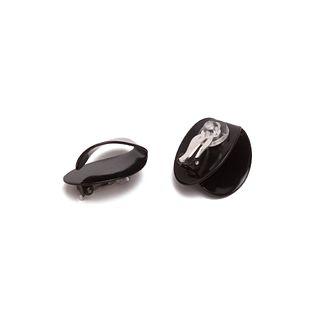 Single Fold Clips in black