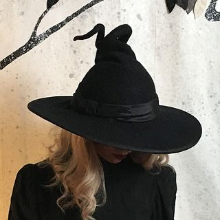 Black Witch or Wizard Hat