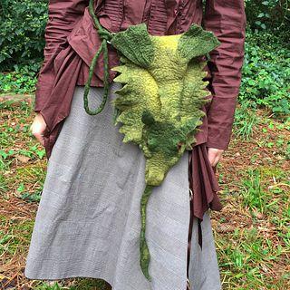 Dragon Bag - Green