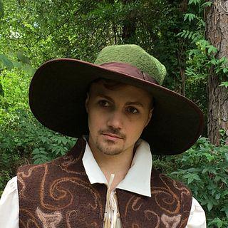 'The Traveler' - Wide Brimmed Hat