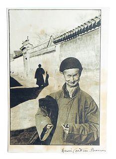 Henri Cartier-Bresson Eunuch, Imperial Court