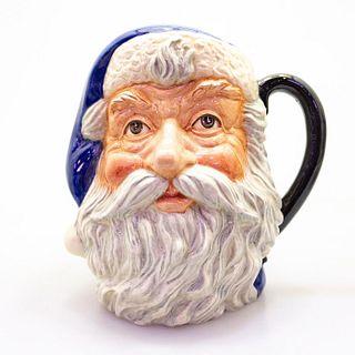 Royal Doulton Lg Colorway Character Jug, Santa Claus D6704