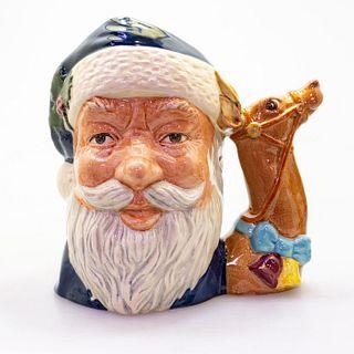 Royal Doulton Lg Colorway Character Jug, Santa Claus D6675
