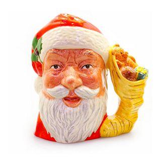 Large Royal Doulton Character Jug, Santa Claus D6690