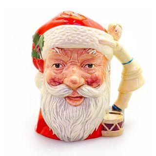 Large Royal Doulton Character Jug, Santa Claus D6668