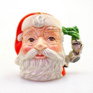Small Royal Doulton Character Jug, Santa Claus D6964