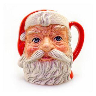 Small Royal Doulton Character Jug, Santa Claus D6705