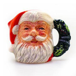Mini Royal Doulton Character Jug, Santa Claus D6900