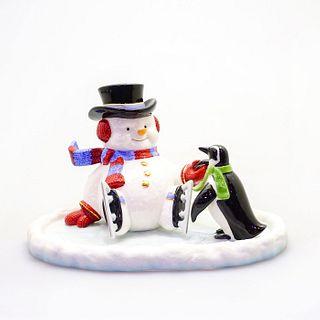 First Time Skater HN4985 - Royal Doulton Figurine