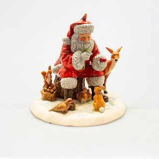 A Woodland Christmas HN5855 - Royal Doulton Figure