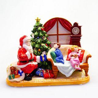 Waiting for Santa HN5388 - Royal Doulton Figurine