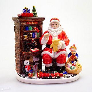 Santa's Workshop HN5312 - Royal Doulton Figurine