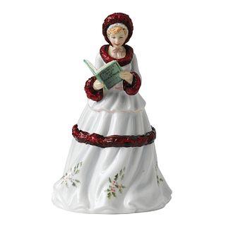 2nd Day Christmas HN5169 - Royal Doulton Figurine