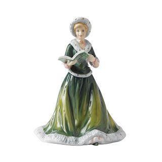 6th Day of Christmas HN5173 - Royal Doulton Figurine