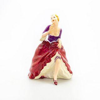 Royal Dux Porcelain Figurine, Dancer