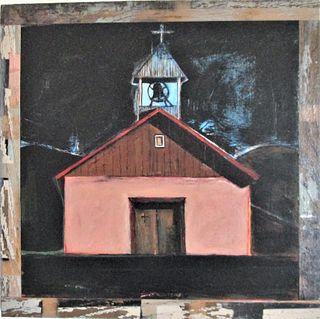 Reg Loving, Church at Llano
