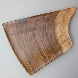 English Walnut Tray