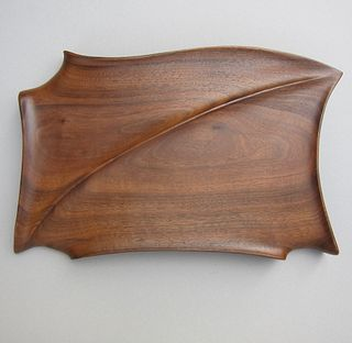 Black Walnut Tray