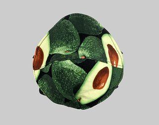 Face Mask in Avocado