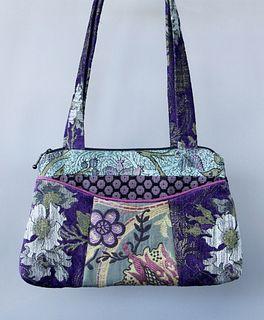 Nancie Bag in Aquamarine