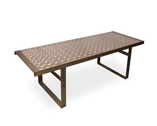 Mid Century Modern Lens Dining Table by Patricia Urquiola for B&B Italia