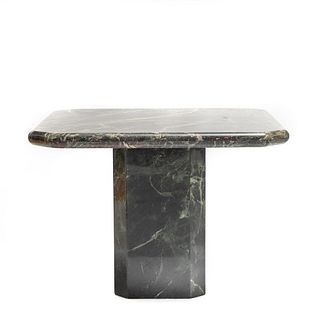 Mid Century Modern Marble Occasional Table