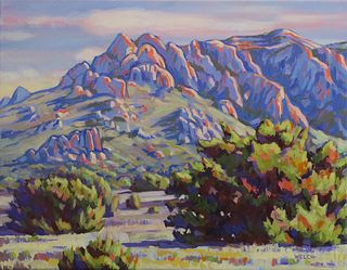 David Welch, Sandia Morning